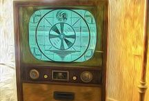 TV from the 50's & 60's / by Peggy