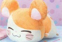 cute: plushies