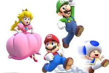 Mario Characters / All Characters