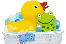 Splish, Splash... taking a bath / by Peggy