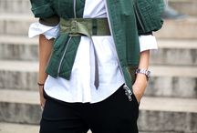 Camo Love / Military Green obsession