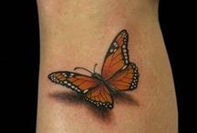 butterfly tattoos / lovely butterfly tattoos, here is some ideas