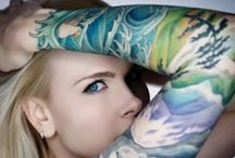 sleeve tattoos / There is a natural aristocracy among men. The grounds of this are virtue and talents. ~ Thomas Jefferson