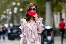 Street Style / City streets are the real runways and street style is the best style guide.