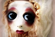 Art Dolls / Art dolls / by Linda