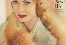 50s fashion / by Priscilla Lewis