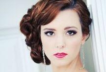 ♥ Maquillage mariée ♥ / Tout plein d'idées, de style pour être la plus belle le jour J / by Com'une Orchidée