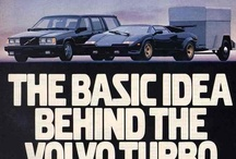 Volvo Ad's / Advertising that captured the unique qualities of Volvo's.
