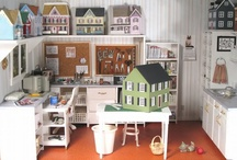 Dollshouse MiniMagicDreams  / Dollshouse ,Alles rund ums Puppenhaus