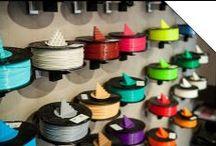Materiály 3D tisku