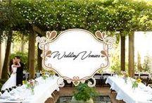 Wedding Venue Decor Ideas