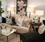 Accent Furniture   The Black Goose Design / Are you looking for the perfect piece for the hard to design place in your home? Look no further!