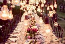 WEDDING / WEDDING TABLE