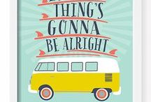 Van Crush / Every little thing's gonna be alright