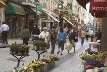Pedestrian Streets / Urban Design