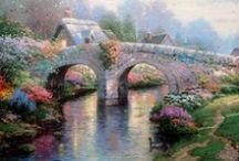 My Favorite Painters--Mis Pintores Favoritos / Art / by Maria del Carmen S