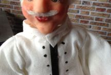 My Handmade Dolls / All the Dolls are Handmade by Inge Zieres