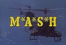 M*A*S*H / I ❤️it back in the day, I❤️ it now 2nd time around.  It could still have been written for the 'actions' that are in the world now. / by Janet Triffitt