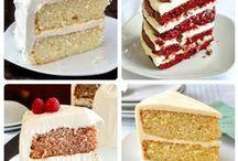 Tartas, Pasteles, Tortas y Bizcochos--Cakes, Cakes, Cakes and more Cakes!! / Dulces Tentaciones---Sweet Temptations / by Maria del Carmen S