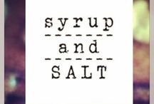 Welcome to Syrup & Salt / Custom made bracelets by Syrup and Salt. Handmade in North Cornwall ⭐️
