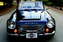 Datsun - Nissan / My favorit brand