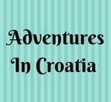 Travel: Adventures in Croatia / Croatia is a beautiful country, perfect for some serious adventures! From sailing around the picturesque islands of Korcula and Brac, to partying until dawn in Hvar, and climbing over the city walls in Dubrovnik - it's definitely one for your bucket list!