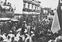 Tangier history, A. Cavilla photographer.
