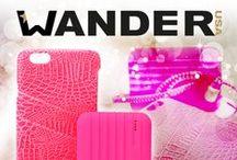 Natale 2015 / Colora il tuo Natale con gli accessori Wander USA. Non farti perdere questa offerta. Vai su wanderusa.com