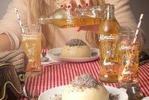 Food-dudler / Almdudler erfrischt nicht nur als Getränk zu Kaiserschmarrn, Schnitzel & Co., sondern schmeckt auch ausgezeichnet als Eis, im Kuchen oder auch in der BBQ-Sauce... Lasst euch von uns inspirieren! #lassunskochen