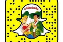 ALMDUDER x SNAPCHAT / Dudel mit  uns auf Snapchat!
