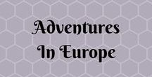 Travel: Adventures In Europe / The best from travel in Europa
