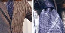 Cinabre - Casual wear / Des sélections de tenues pour un look casual.  Cinabre - Look casual pour une journée de travail, des plus agréable. #tie #man #accessory #howtowearit #cravate #fashion #menfashion #casualstyle #casualchic #fashionideas