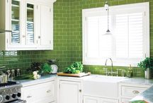 Kitchen Ideas / Lovely ideas for a beautiful kitchen. / by MiPilu