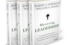 Books We Love / Leadership and Inspirational reads