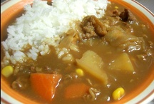 JPN - Curry and Rice