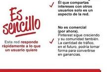 Infografías en español de Pinterest