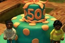 Estáis todos invitados / A mi cumpleaños 50-1