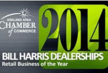 Bill Harris Dealerships / The Distinctively Different Dealership