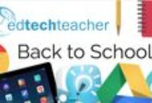 Back to School Resources / The best sites, apps and tools for a great start to the new school year!