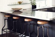 k i t c h e n / Modern kitchens that I love