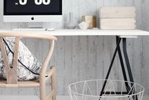 w o r k s p a c e / Inspiring and creative working spaces