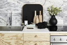 m a r b l e / Marble in interior design
