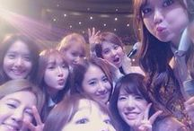 Girls' Generation 소녀시대 (SNSD) / by Alyssa