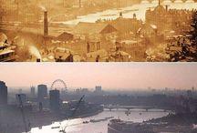 LONDON through history / London history  / by Luc Danto