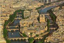 PARIS through History / Paris history / by Luc Danto