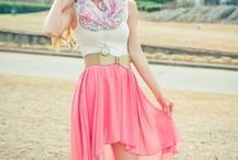 Summer outfits / by Taylor Henry