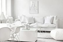 w h i t e / White on white.. All things bright in white