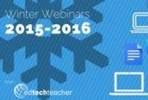 Our Webinars / Webinars from EdTechTeacher