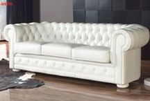 Sofás Clásicos / Sofassinfin.es, Tienda online de sofás  clásicos y capitoné con un amplio catálogo de sofás de piel y tela al mejor precio. Visitenos en  http://sofassinfin.es/sofas-clasicos.html