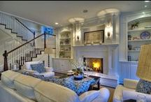 Family room / by mokrissy